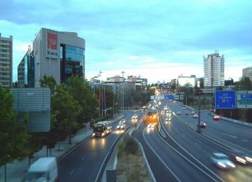 Chaos kolem ekologického odznaku v Madridu.