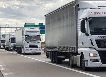Platy řidičů v Německu: Porostou natolik, aby přilákaly mladé lidi do odvětví dopravy?