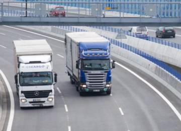 Česko patří k nejlevnějším evropským zemím pro tranzit kamionů